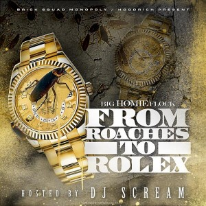 mixtapes, waka flocka, from roaches to rolex, download free, free mixtapes